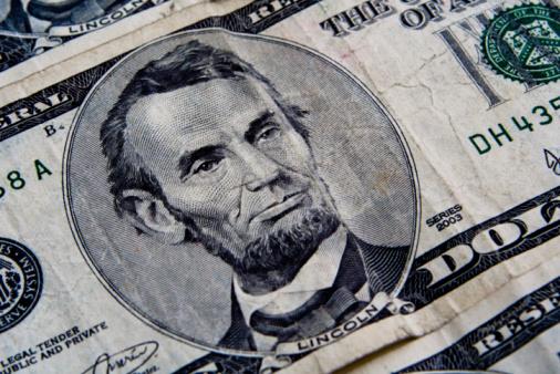 Five Dollar Background